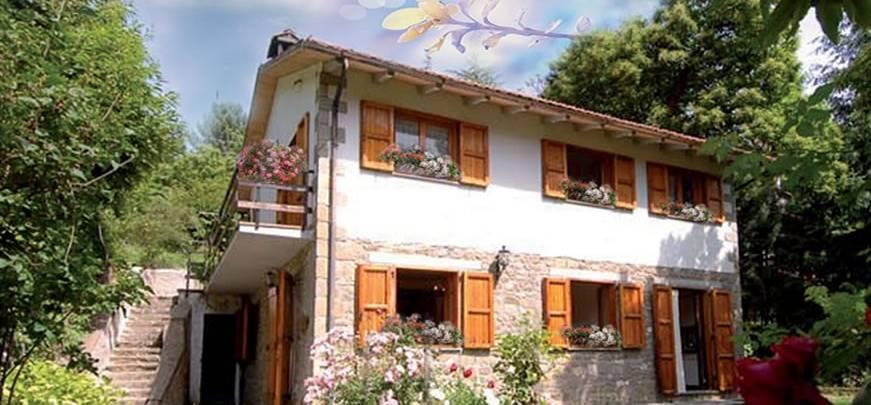 Villa, Fragaiolo, Caprese Michelangelo, in ottime condizioni