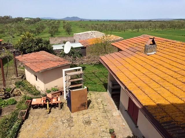 casale in vendita a tuscania