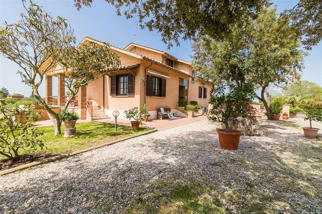 Villa, Periferia, Viterbo