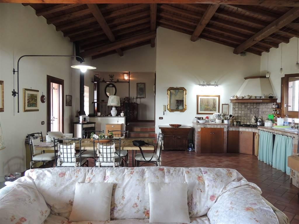 Villa, Monte Romano