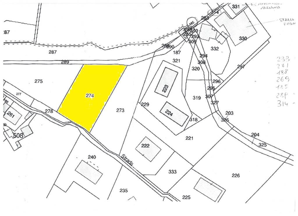 Terreno Edificabile Residenziale in vendita a Castiglione Cosentino, 9999 locali, zona Località: PARULLI, prezzo € 53.000 | CambioCasa.it