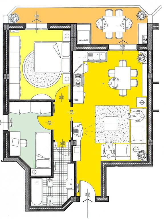 Appartamento in vendita a Latina, 3 locali, zona Località: QUARTIERE EUROPA, prezzo € 154.000 | CambioCasa.it