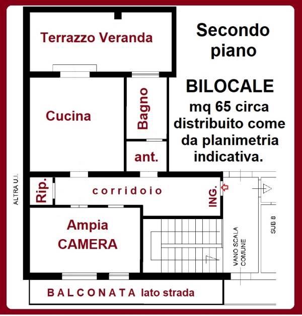 AppartamentoaPOSADA