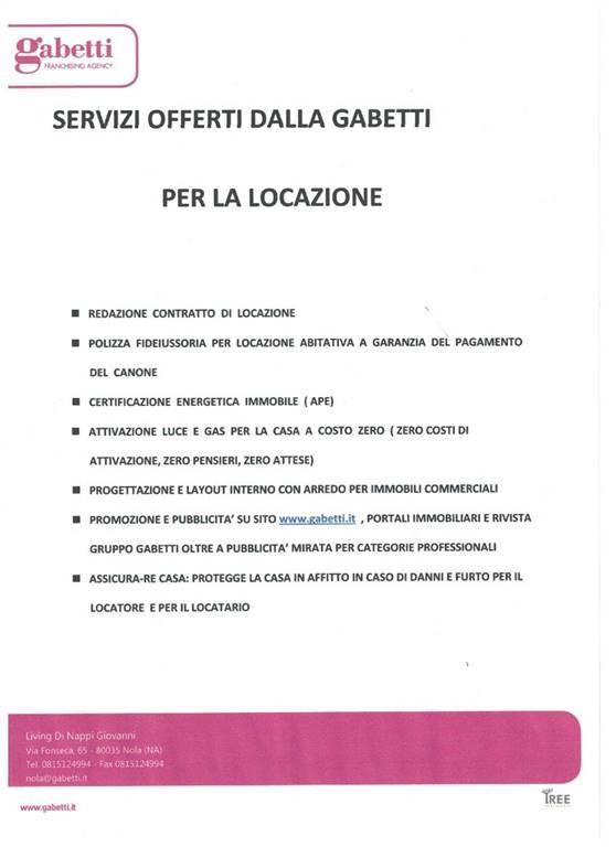 Immobile Commerciale in affitto a Nola, 1 locali, prezzo € 1.100 | CambioCasa.it