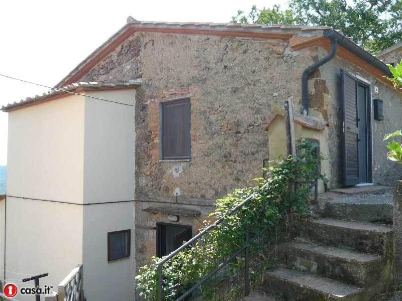 Appartamento in vendita a Montecatini Val di Cecina, 4 locali, zona a, prezzo € 85.000 | PortaleAgenzieImmobiliari.it