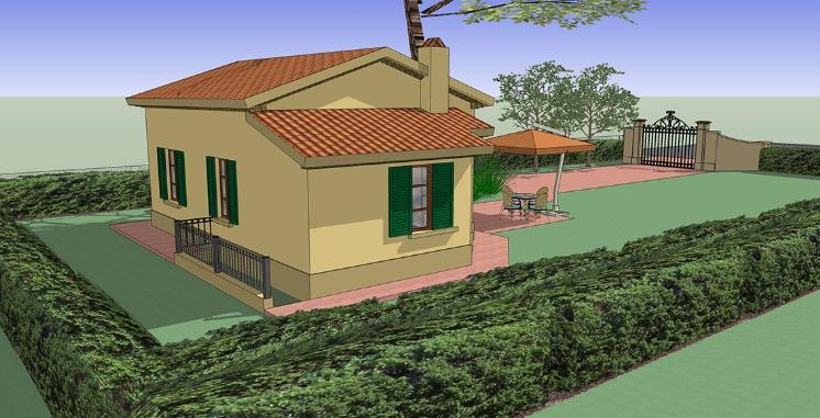 Casa singola a Cecina in vendita e affitto ...