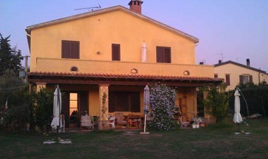 Villa, Casale Marittimo