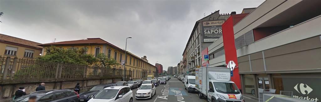 Monolocale, De Angeli, Vercelli, Washinghton, Milano, abitabile