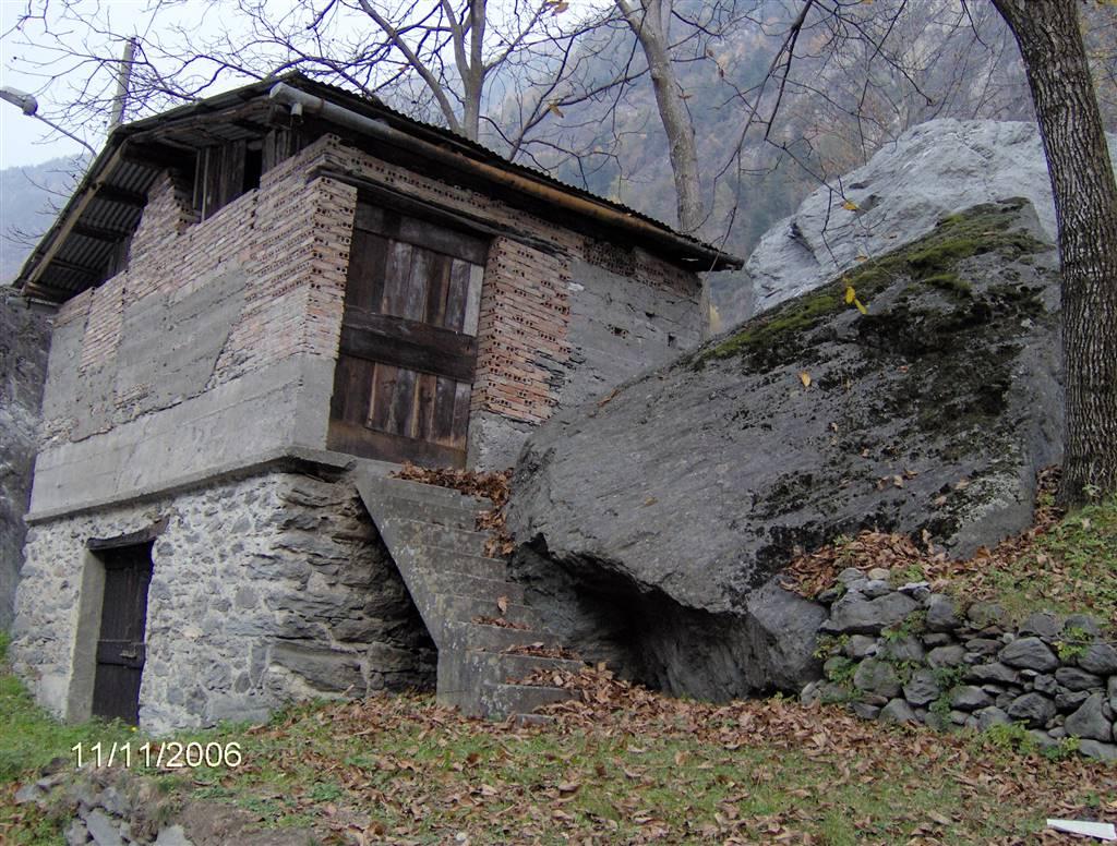 Rustico / Casale in vendita a Spriana, 2 locali, zona ana Centro, prezzo € 35.000 | PortaleAgenzieImmobiliari.it