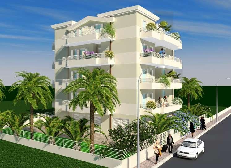 Trilocale, Alba Adriatica, in nuova costruzione