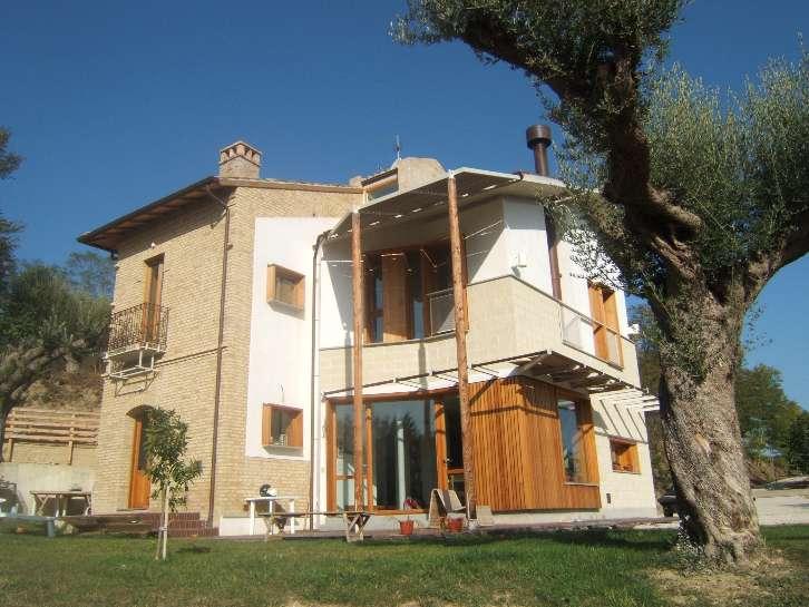Villa, Bellante, ristrutturata