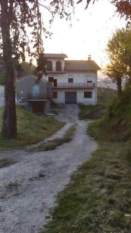 Casa singola, Poggio Morello, Sant'omero