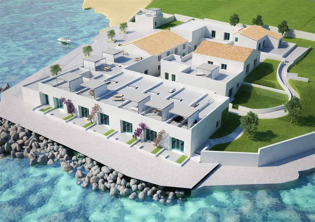 Lo Studio Immobiliare Todaro propone un ottimo investimento sul mare a Carloforte nell'Isola di San Pietro. Il progetto porta alla realizzazione di
