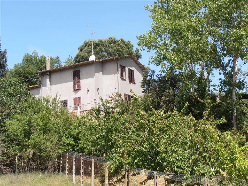 Casa singola, Montepulciano