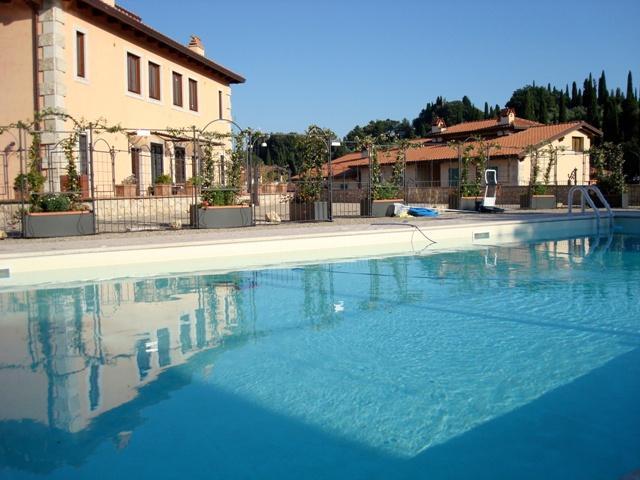 Appartamento indipendente in Via Unione Europea, Cetona