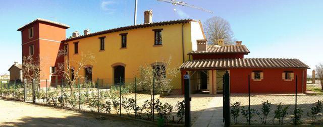 Rustico casale, Semicentrale, Siena, ristrutturato