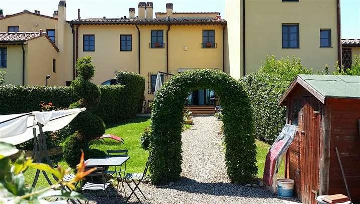 Terratetto in Via Di Sticciano, Montespertoli