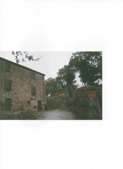 Rustico casale, Bagnolo, Santa Fiora