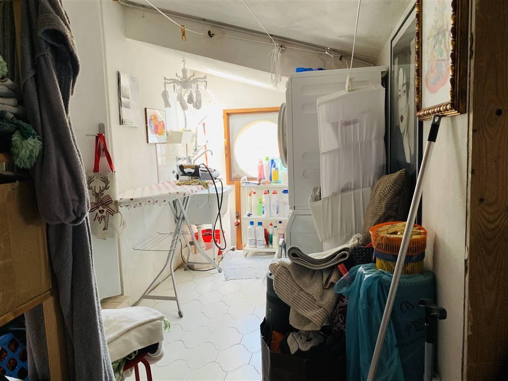 Stanza lavanderia