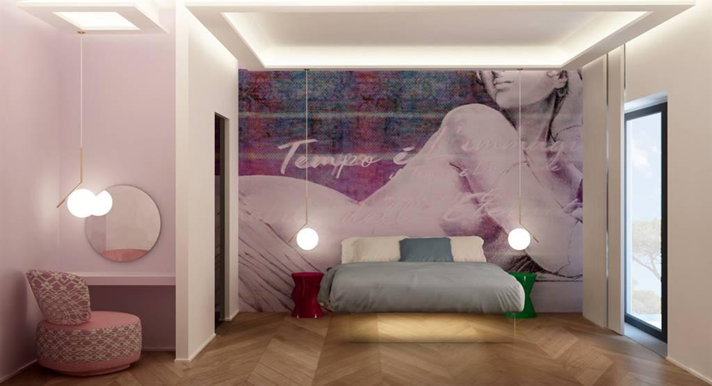 camera matrimoniale Villetta 1