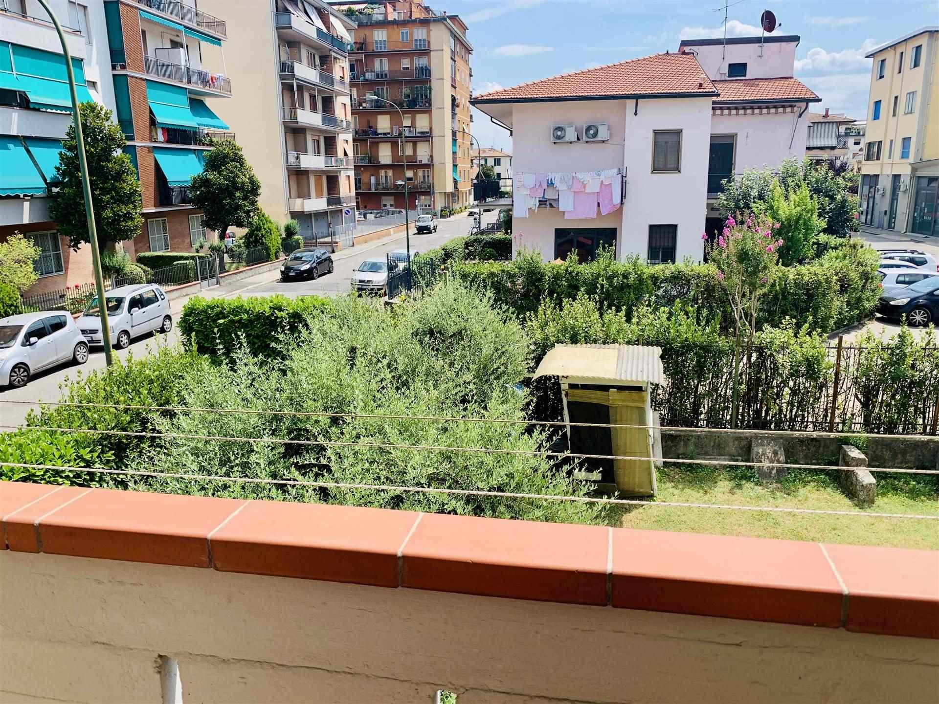 Vista terrazzo camera
