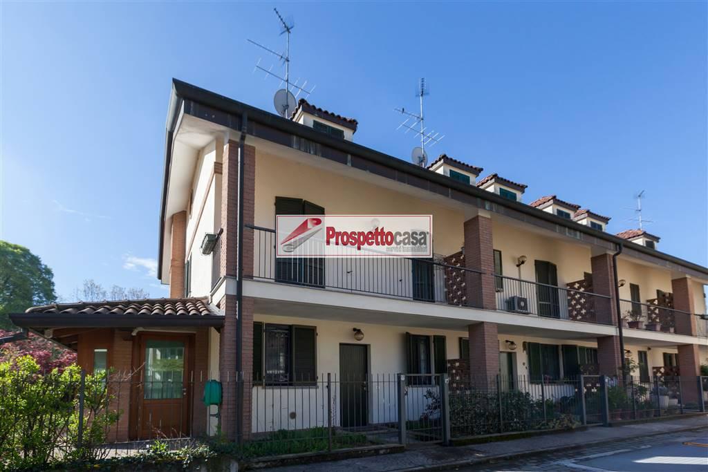 Villa a schiera in Moirano 5, Seguro, Settimo Milanese
