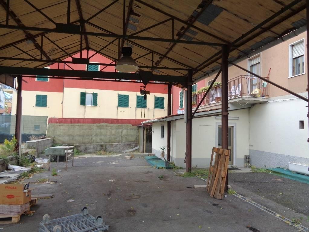 Magazzino, Canaletto, La Spezia, da ristrutturare