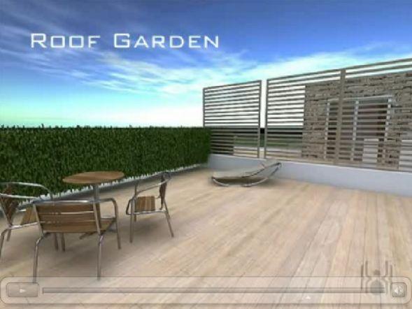 terrazzo sul tetto - Rif. mosud4c