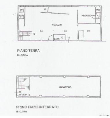 Ristorante, Modena, seminuovo