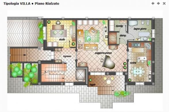 Bifamiliari a modena in vendita e affitto for Dimensioni finestre velux nuova costruzione