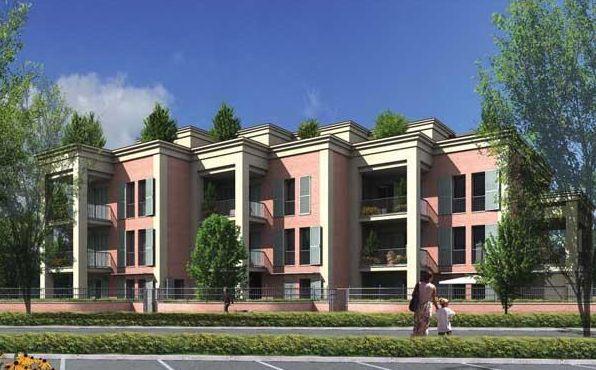 Quadrilocale, Cittadella, Modena, in nuova costruzione