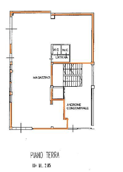 Laboratorio, Modena Est, Modena, seminuovo