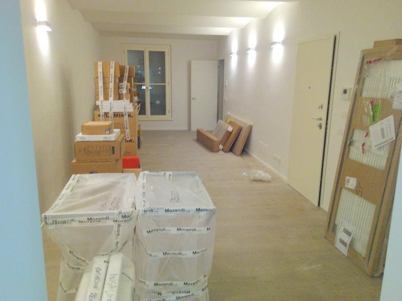Monolocale, Centro Storico, Modena, ristrutturato