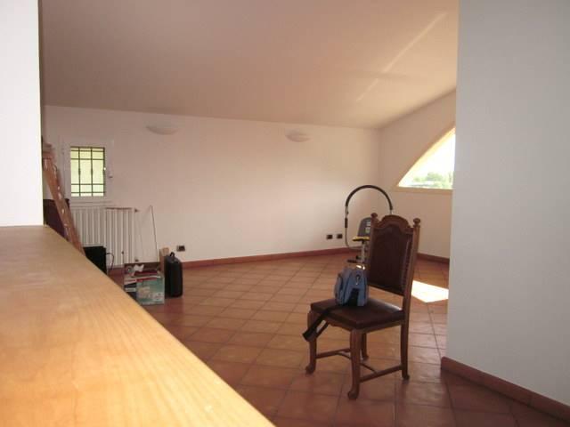 mansarda ampia - Rif. sance15
