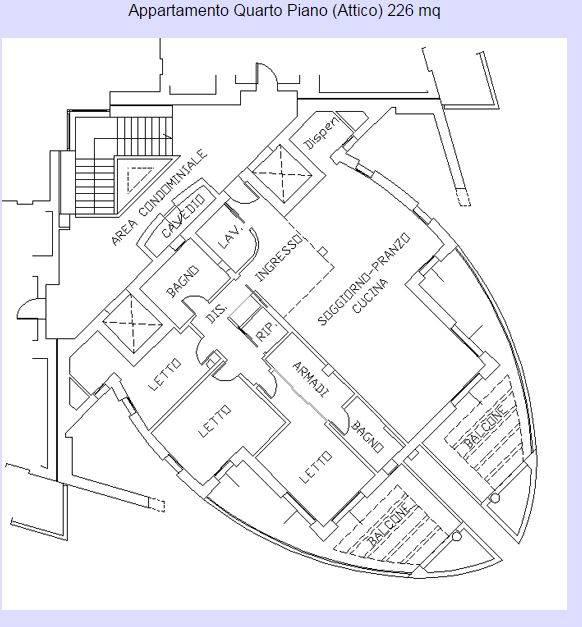 Quadrilocale, Prossimità Centro, Modena, in nuova costruzione