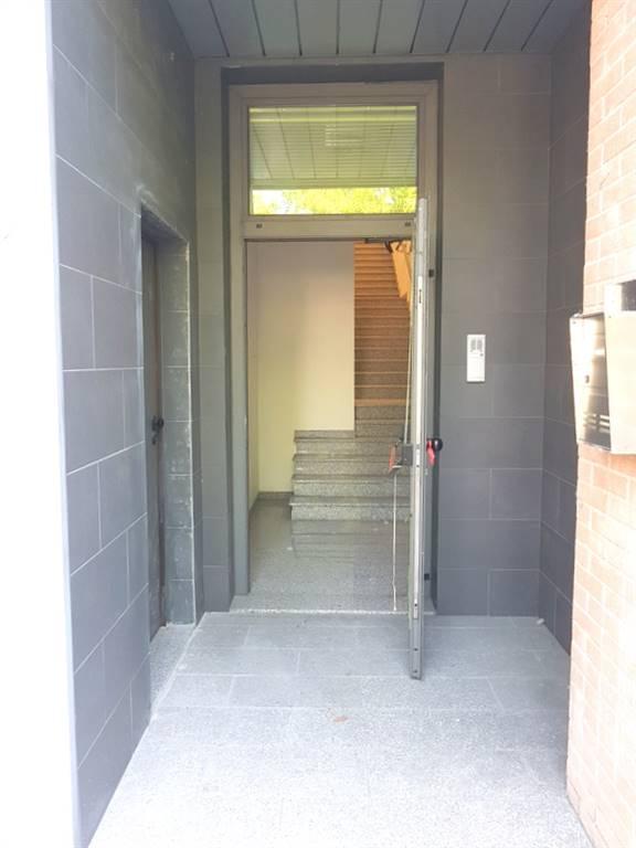 ingresso piano terra