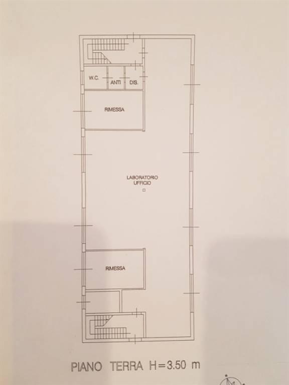 Ufficio / Studio in affitto a Formigine, 1 locali, prezzo € 1.200 | CambioCasa.it
