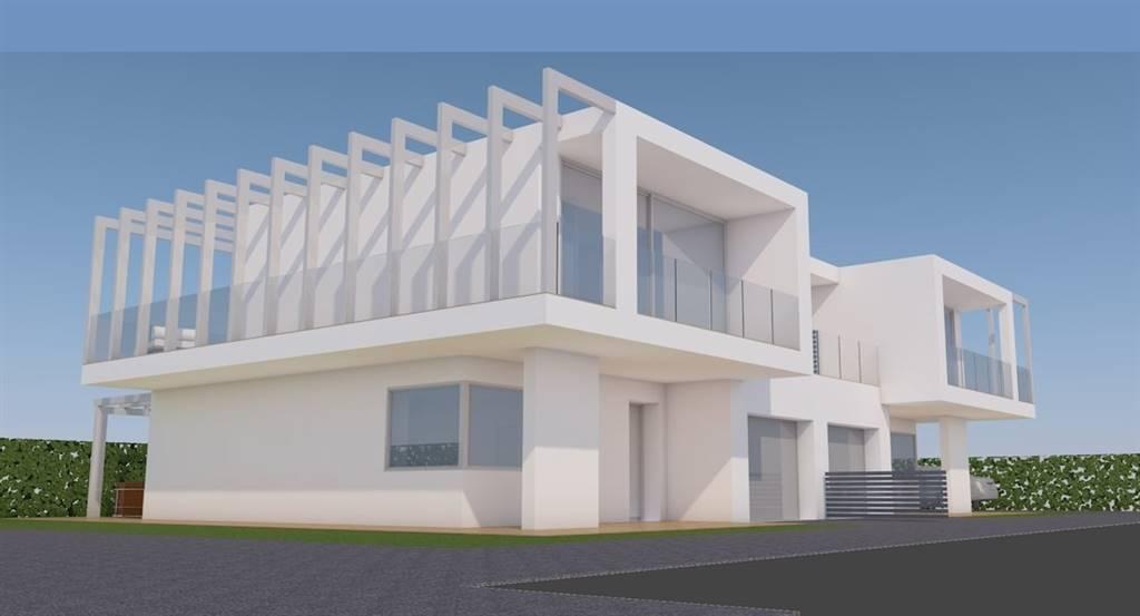Bifamiliare, Voltabarozzo, Padova, in nuova costruzione