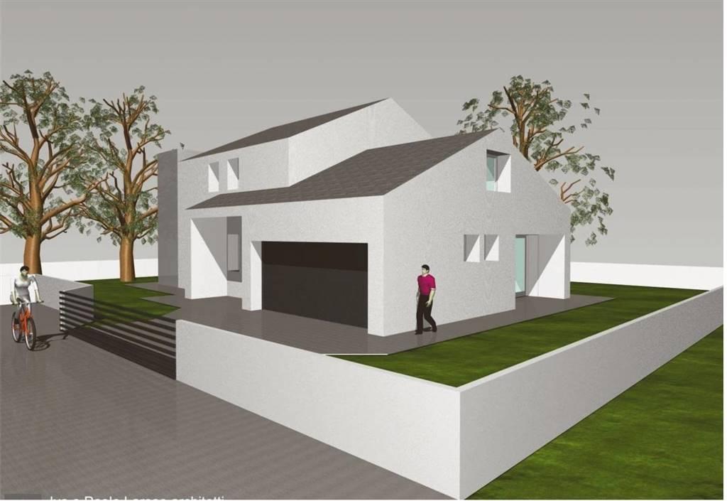 Villa, Voltabarozzo, Padova, in nuova costruzione