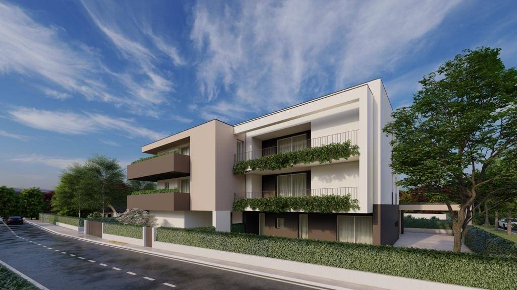 Attico / Mansarda in vendita a Albignasego, 5 locali, zona Località: SANT'AGOSTINO, prezzo € 350.000   PortaleAgenzieImmobiliari.it