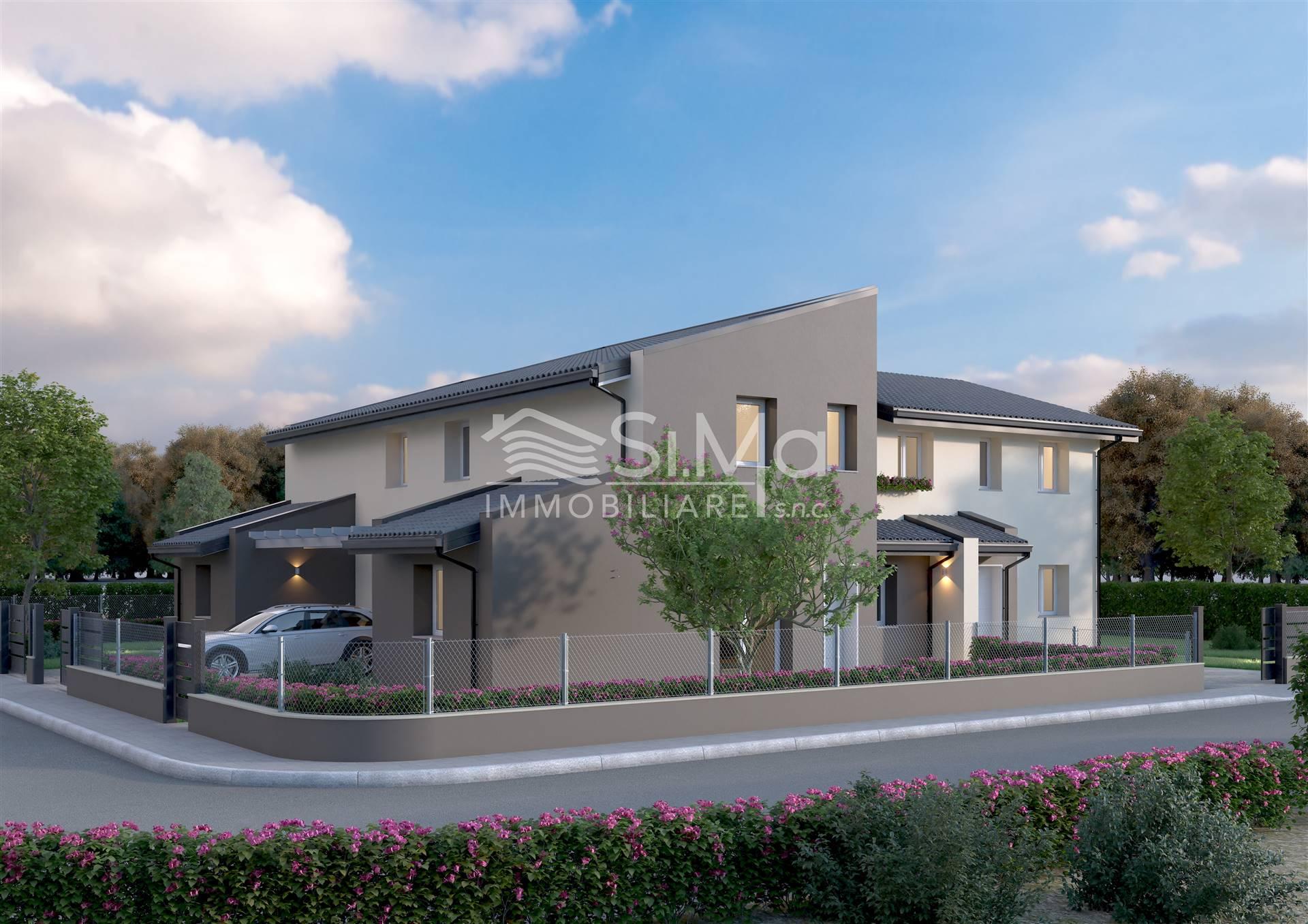 Villa bifamiliare a , SAN PIETRO IN CASALE