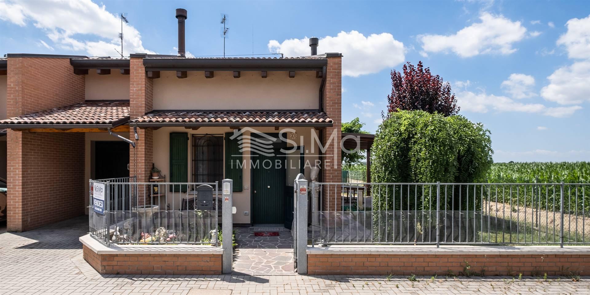 Villa bifamiliare a MASCARINO-VENEZZANO, CASTELLO D'ARGILE