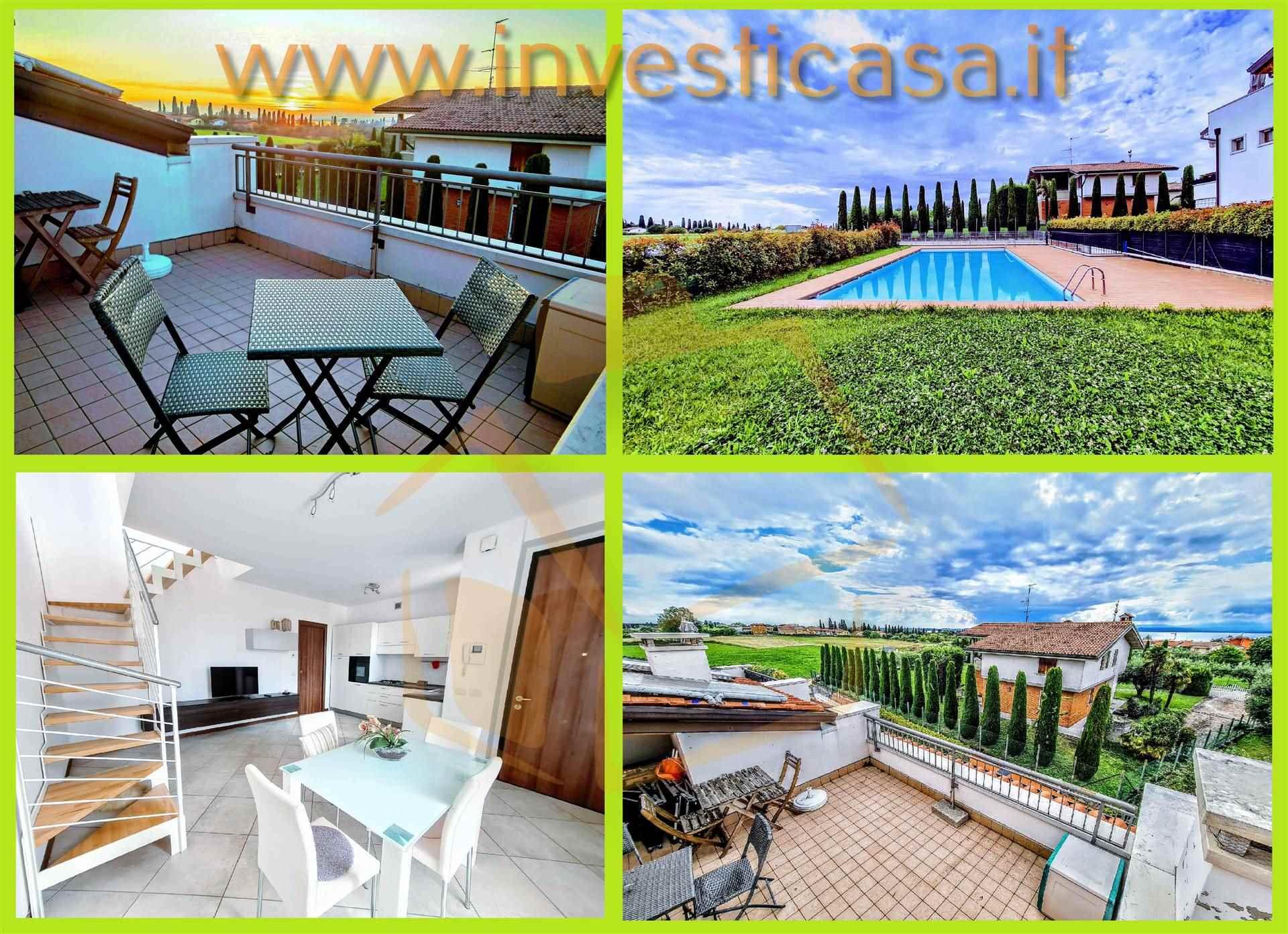 Appartamento in vendita a Lazise, 4 locali, prezzo € 340.000 | PortaleAgenzieImmobiliari.it