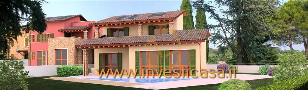 Villa in vendita a Lazise, 6 locali, prezzo € 465.000 | CambioCasa.it