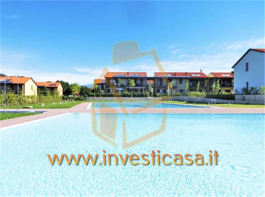 Appartamento in vendita a Castelnuovo del Garda, 3 locali, zona Zona: Sandrà, Trattative riservate   CambioCasa.it