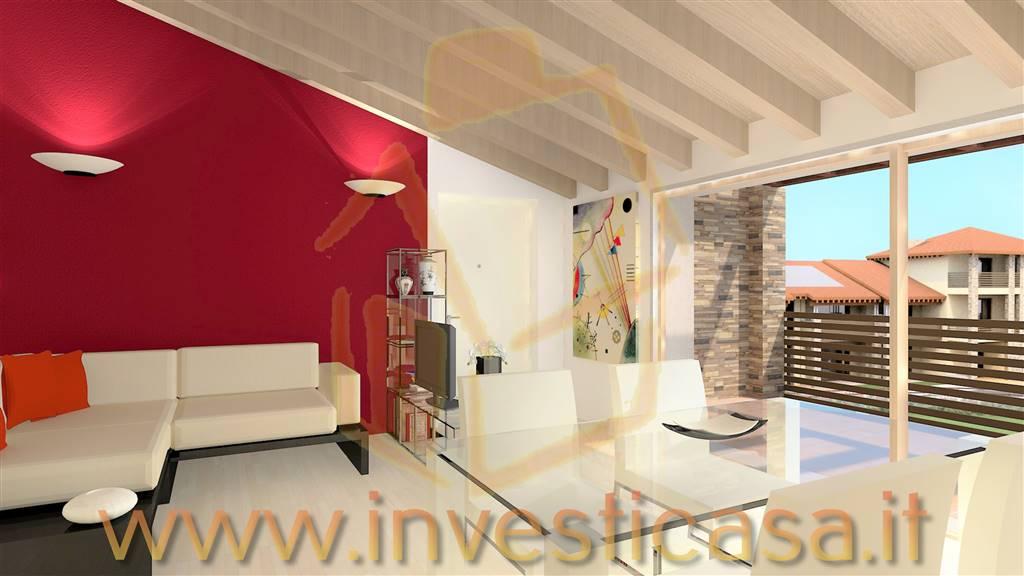 Appartamento in vendita a Lazise, 3 locali, prezzo € 250.000 | CambioCasa.it