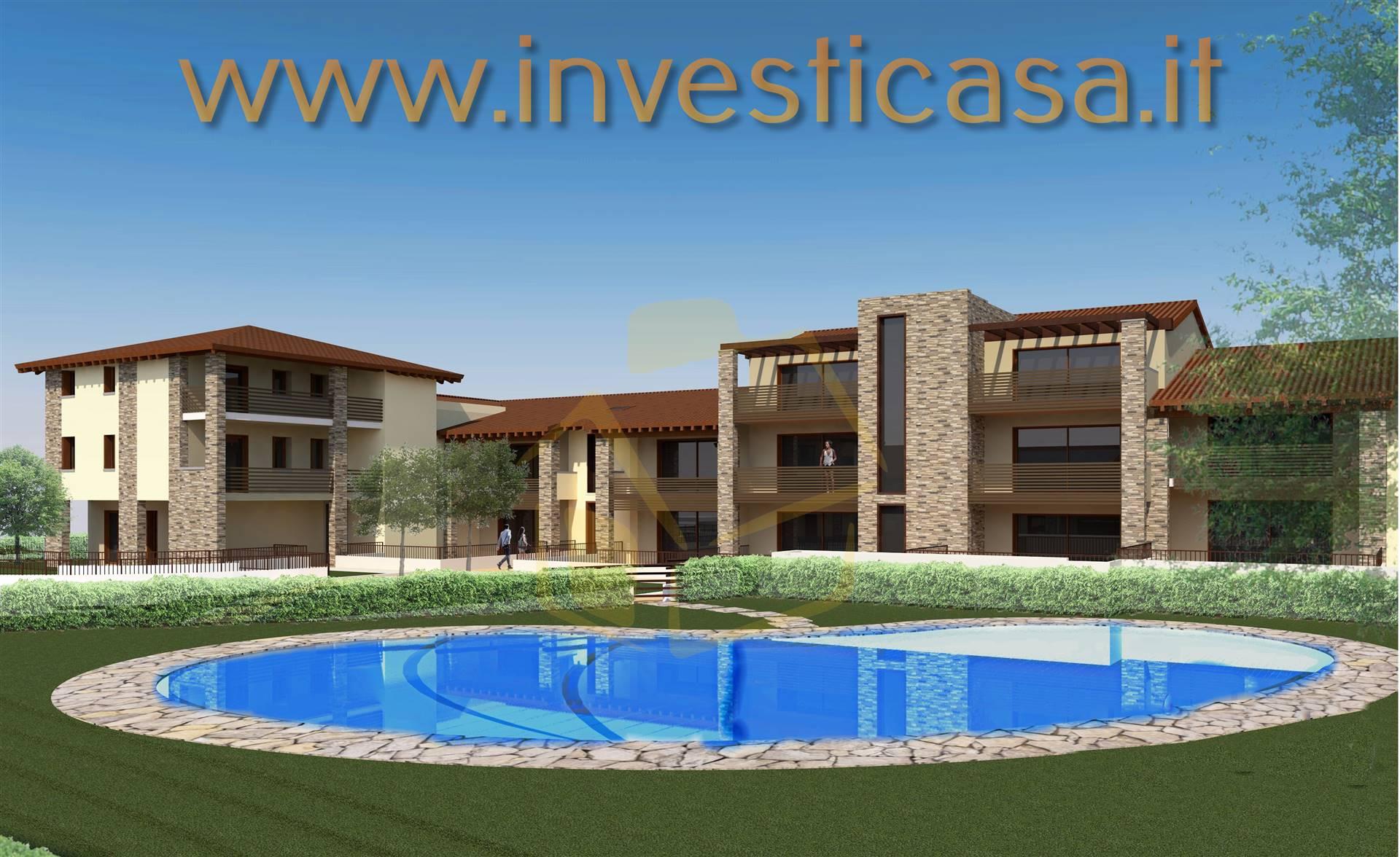 Appartamento in vendita a Lazise, 3 locali, prezzo € 275.000 | PortaleAgenzieImmobiliari.it