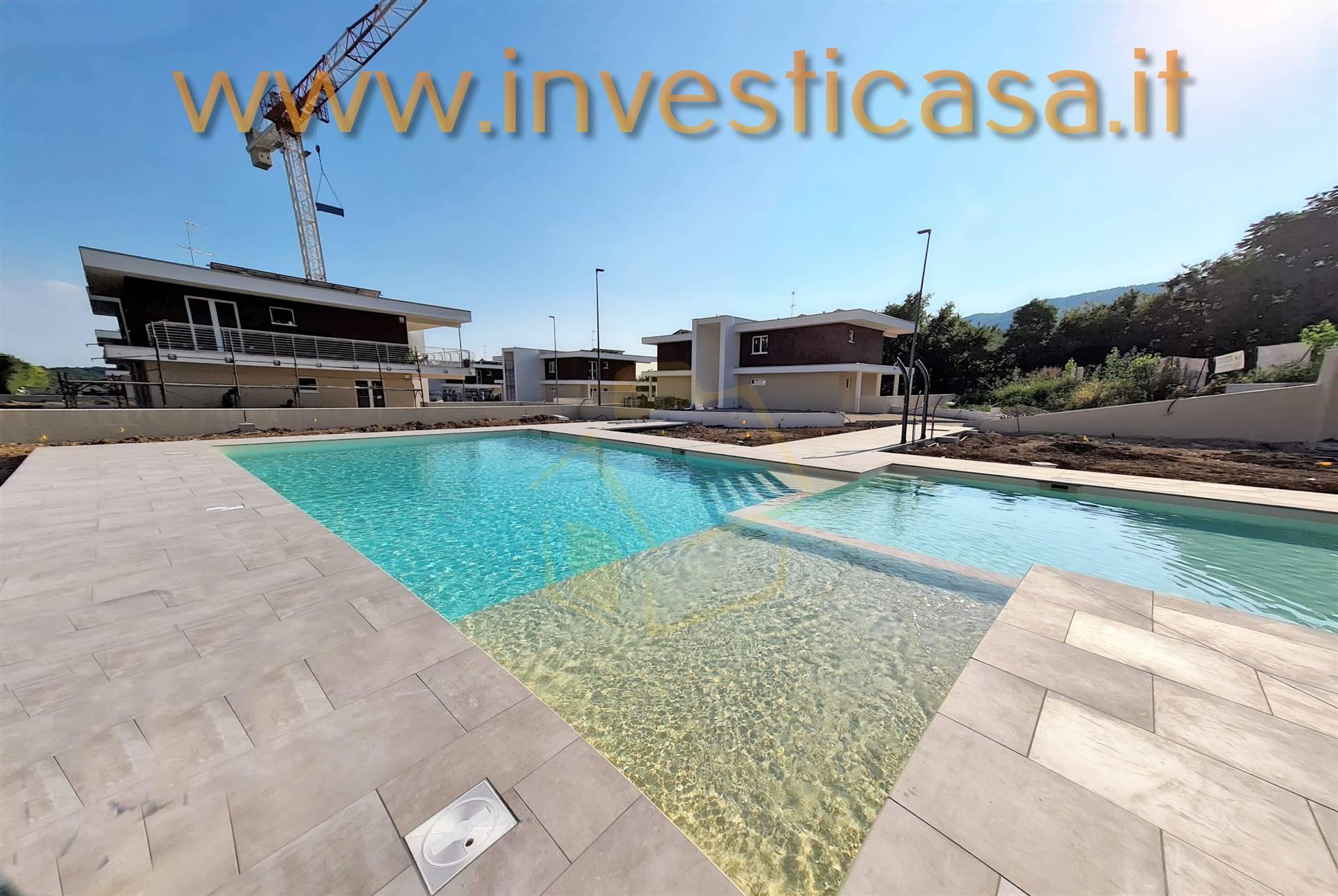 Appartamento in vendita a Costermano, 3 locali, zona Zona: Castion, prezzo € 265.000   CambioCasa.it
