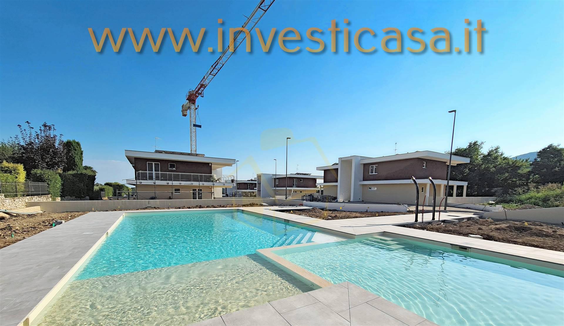 Appartamento in vendita a Costermano, 3 locali, zona Zona: Castion, prezzo € 260.000   CambioCasa.it