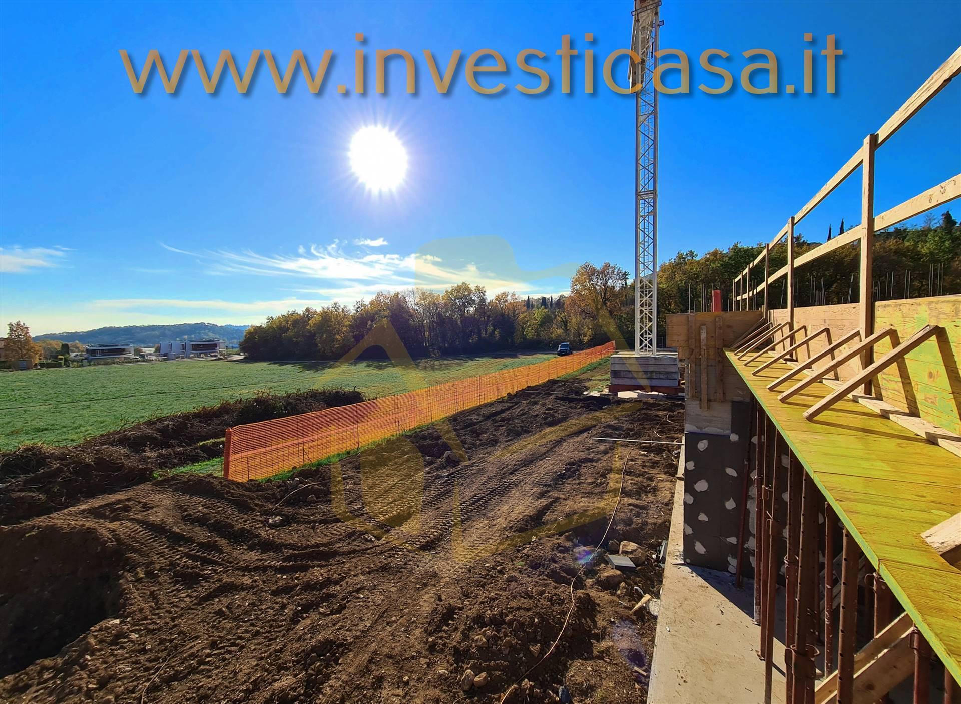 Villa a Schiera in vendita a Costermano, 4 locali, zona Località: CASTION VERONESE, prezzo € 290.000 | CambioCasa.it